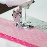 E-185 1:4 Inch Piecing Foot-Guide