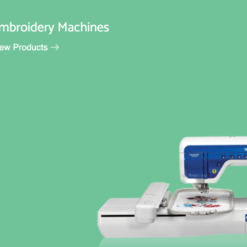 Embroidery Machine Only